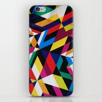 Colors And Design iPhone & iPod Skin