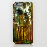 Morning In The Woods - P… iPhone 6 Slim Case