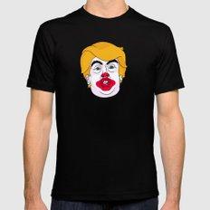 McDonald Trump Black SMALL Mens Fitted Tee