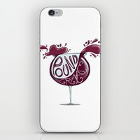 Wino iPhone & iPod Skin