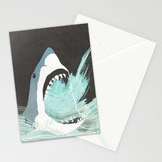 Great White Stationery Cards