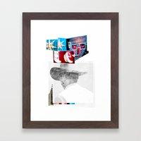 ROUGHCUT#11032015 Framed Art Print