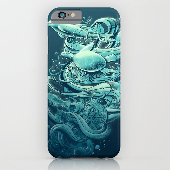 Wave Riders iPhone & iPod Case