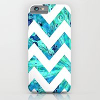 Arctic Blast Chevron iPhone 6 Slim Case