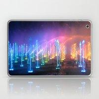 Lights in the Water Laptop & iPad Skin