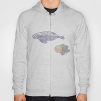 Space Manatee Hoody