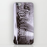 Rebel iPhone & iPod Skin