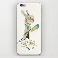 La Guigne iPhone & iPod Skin