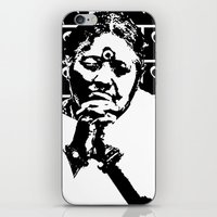 Amma Praying iPhone & iPod Skin