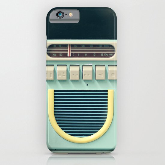 retro love iPhone & iPod Case