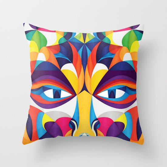 Seeing This Throw Pillow