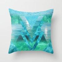 IVOR IV Throw Pillow