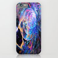 Transitory Cosmos iPhone 6 Slim Case