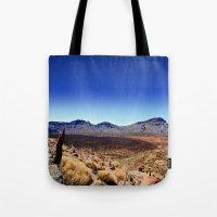 Teide National Park Tote Bag