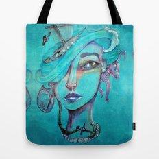 Pearl's Water Ways Tote Bag