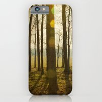 iPhone & iPod Case featuring Afternoon Sunlight with Lens Flare by Tricia McKellar