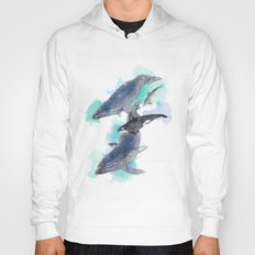Star Whales Hoody