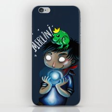Merlin!!! iPhone & iPod Skin