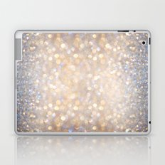 Glimmer of Light (Ombré Glitter Abstract) Laptop & iPad Skin