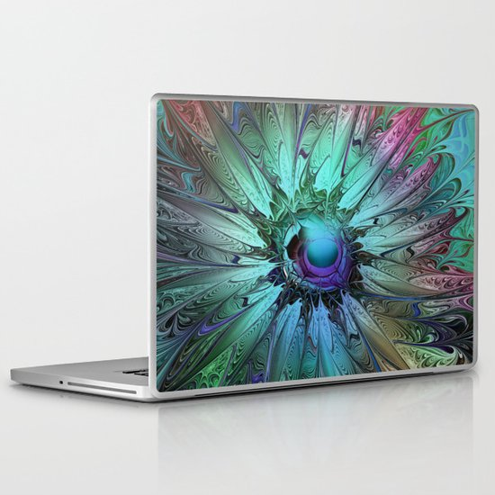 Miracle Flower 2 Laptop & iPad Skin
