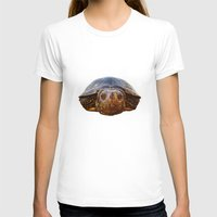 turtle T-shirts featuring Turtle by Anna Milousheva