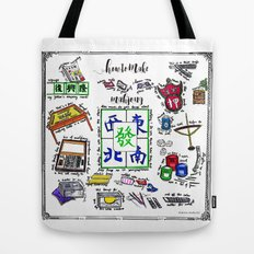 How to make Mahjong? Tote Bag