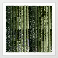 4^n Art Print