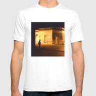 T-shirt featuring Man In Black by Ken Seligson