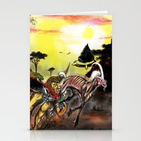 Final Fantasy 8 Chimera … Stationery Cards