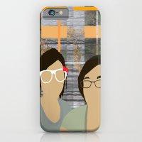 Bleeding Hearts Club iPhone 6 Slim Case