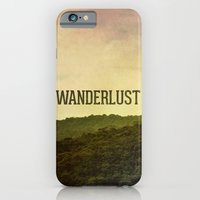 iPhone & iPod Case featuring Wanderlust I by Galaxy Eyes