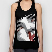 There goes mrs. Mia Wallace Unisex Tank Top
