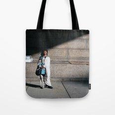 Windy NY Tote Bag