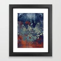 Sow The Salt  Framed Art Print