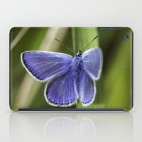 Beautiful Blue iPad Case