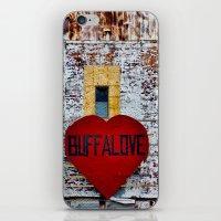 Buffalove Color iPhone & iPod Skin