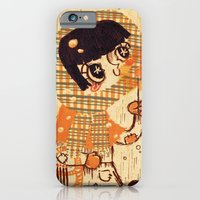 The Little Match Girl iPhone 6 Slim Case