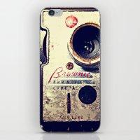 Brownie 8mm iPhone & iPod Skin