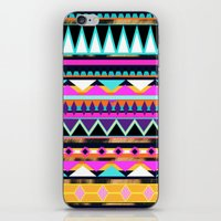 oh snap iPhone & iPod Skin