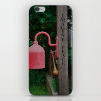 Imagine Peace iPhone & iPod Skin