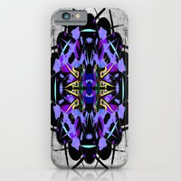 iPhone & iPod Case featuring Nuclei by Saul Vargas