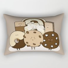 I ❤️ cookies Rectangular Pillow