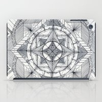 Microcosm iPad Case
