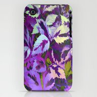 iPhone & iPod Case featuring More Lovely Leaves, In P… by Lindel Caine