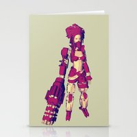 REBELLION Stationery Cards