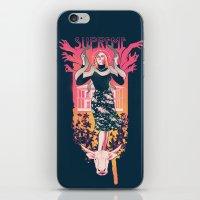 Supreme iPhone & iPod Skin