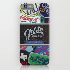 Patch Designs iPhone 6 Slim Case