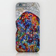 YIN YANG WORDS iPhone 6 Slim Case