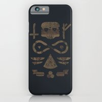 iPhone Cases featuring Fast Food Occult by Hector Mansilla