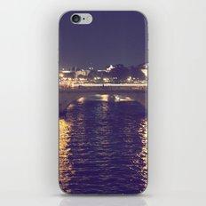 Paris by Night II iPhone & iPod Skin